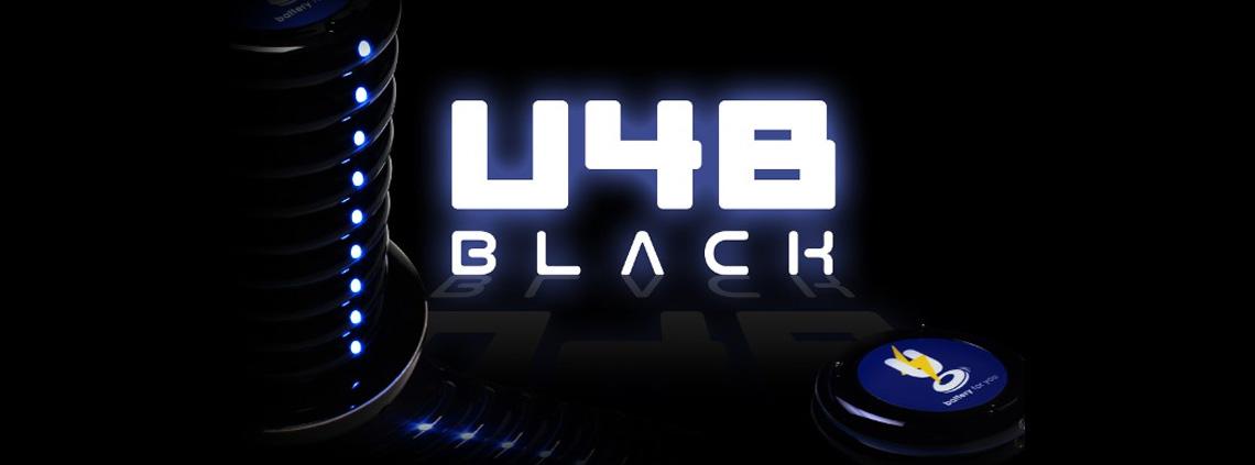 U4Bブラック登場 !!